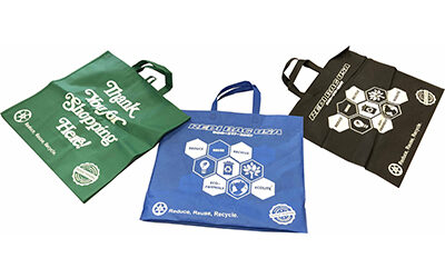 Reusable bags, the smart way to promote your brand