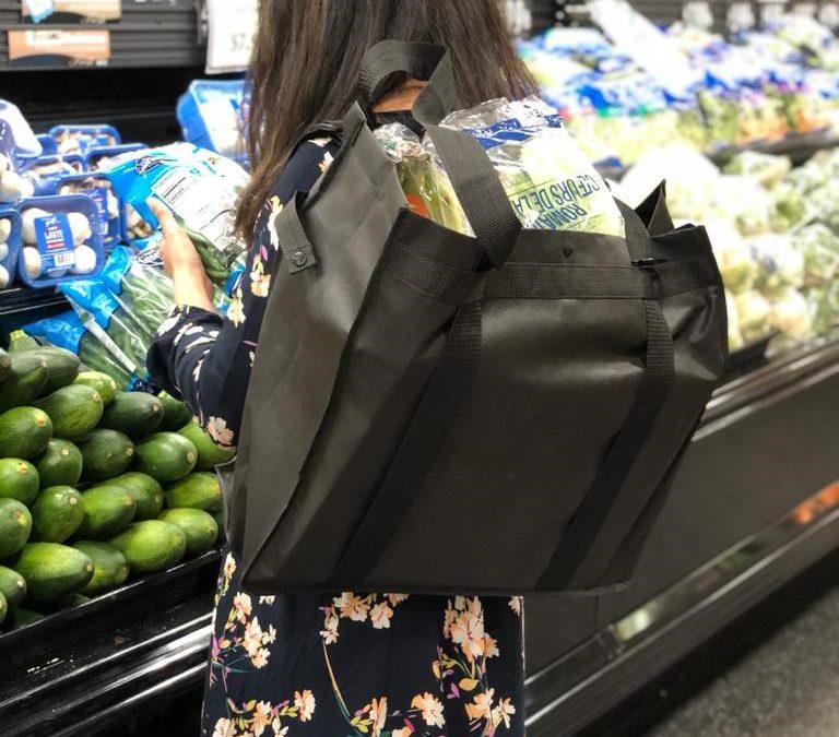 Jumbo Convertible Backpack – Tote Bag