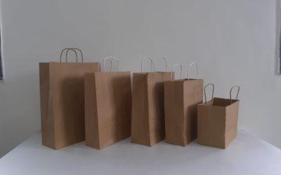 PAPER SHOPPING BAG LINE